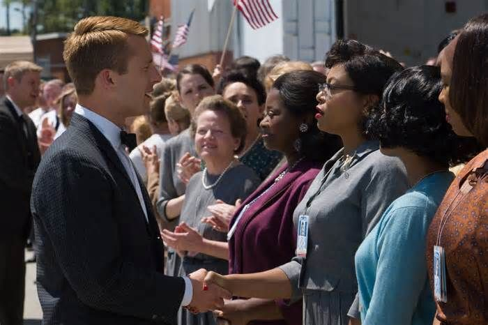 The 'Hidden Figures' stars on how working at NASA in the 1960s is a little like Hollywood #hidden #figures #stars #working #1960s #little…