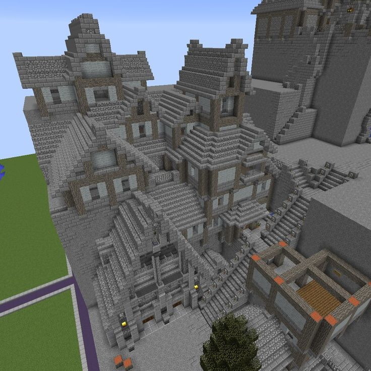 1000 ideas about cool minecraft creations on pinterest - Construcciones coolbuild ...