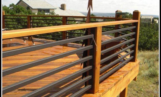 Cheap Deck Railing Ideas Deck Railing Design Railings Outdoor