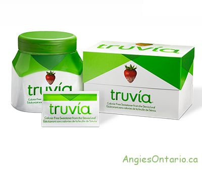 Truvia Sweetener Review and Free Sample