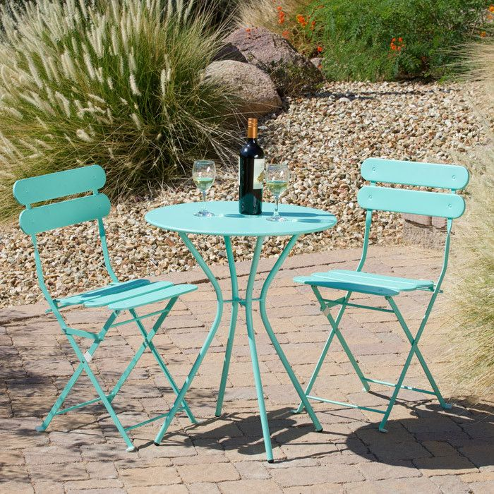 Cute set for my patio.