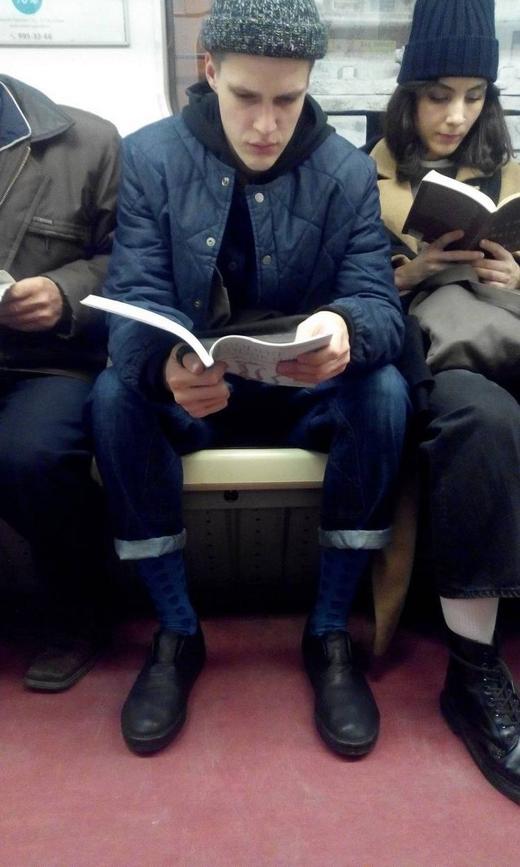 Stylish and Fashionable Character Photos from Russian Subway, http://happybrainy.com/fashionable-characters-russian-subway/