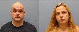 Police say Ohio couple staged bathtub murder scene with ketchup texted photos #news #alternativenews