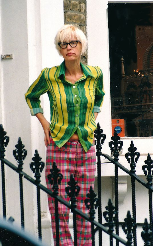 Paula Yates in marital home she shared with Sir Bob Geldof following her relationship with Michael Hutchence of INXS.Michael Moved into this...