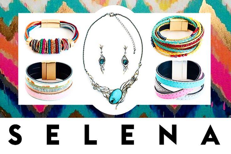 Новое поступление коллекции Valencia уже в наших (он-лайн и офф-лайн) магазинах! Буйство красок, форм и материалов сделают вашу весну ещё ярче! #selenajewelry #valencia #newcollection #bright #summer #color #цвет #яркость #браслеты #колье #комплект #лето