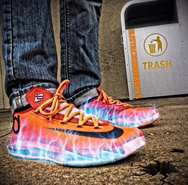 Nike Zoom KD 6 Venice Beach Custom