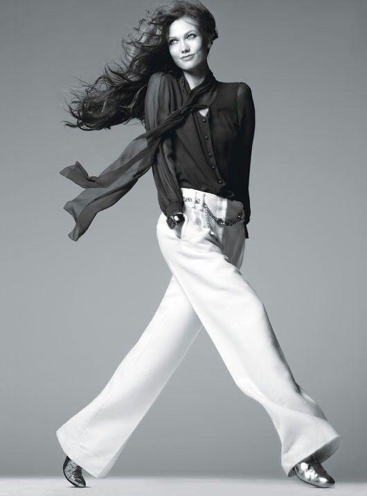 Karlie Kloss & Joan Smalls Are 'Super Modern Supermodels' for W Magazine's July…