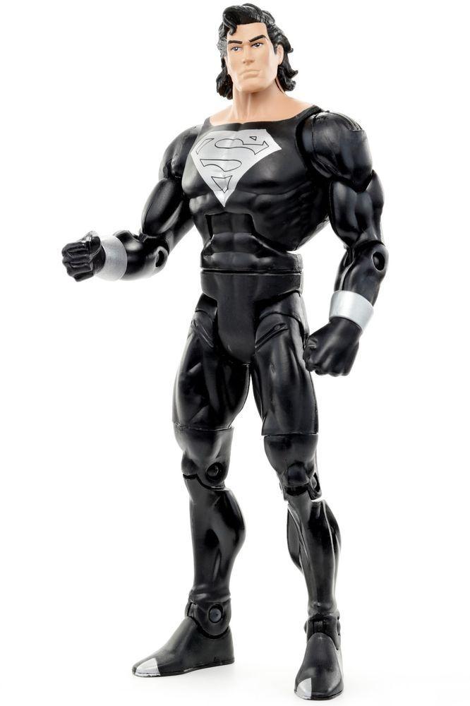 """DC Universe Classics Return of SUPERMAN Black Suit 6"""" Action Figure DCUC Mattel  #Mattel"""