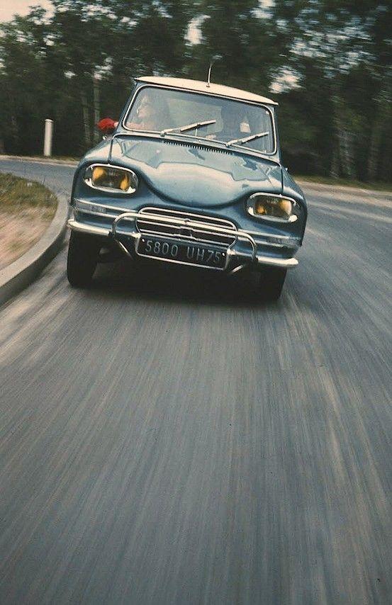 Citroën Ami 6 by Auto Clasico by marcella