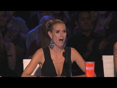 Drew Lynch: Stuttering Comedian Jokes About His Service Dog - America's Got Talent 2015 - YouTube
