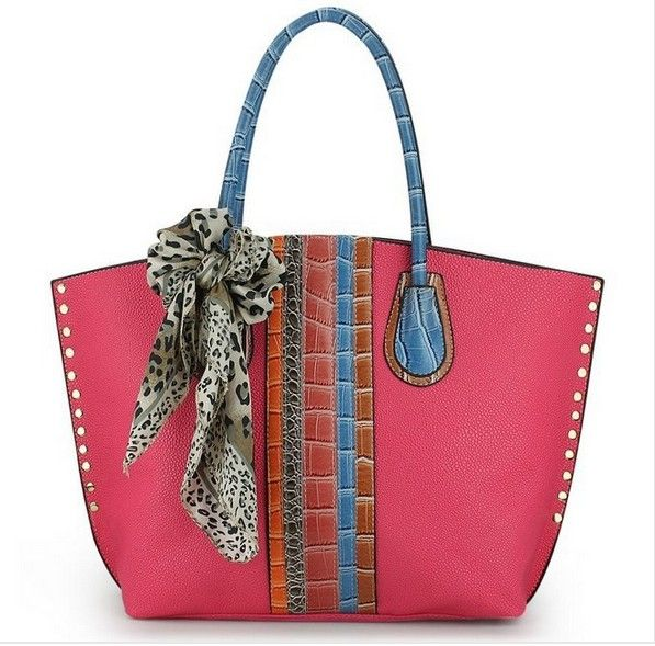 #fashion #bag #pink #summer