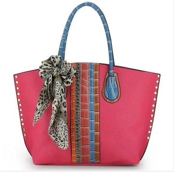 #fashion #bag #pink #summer