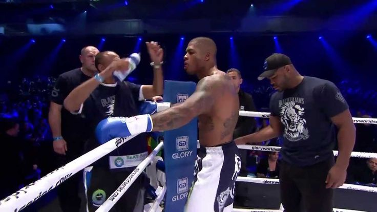 GLORY 5 London - Tyrone Spong vs Remy Bonjasky (Full Video)