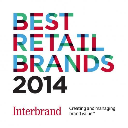 Interbrand has released its 4th annual global report dedicated to the retail sector. #BestRetailBrands #BRB2014