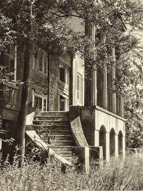 The Hermitage Plantation Savannah GA Home Of Henry McAlpin Family Since 1819