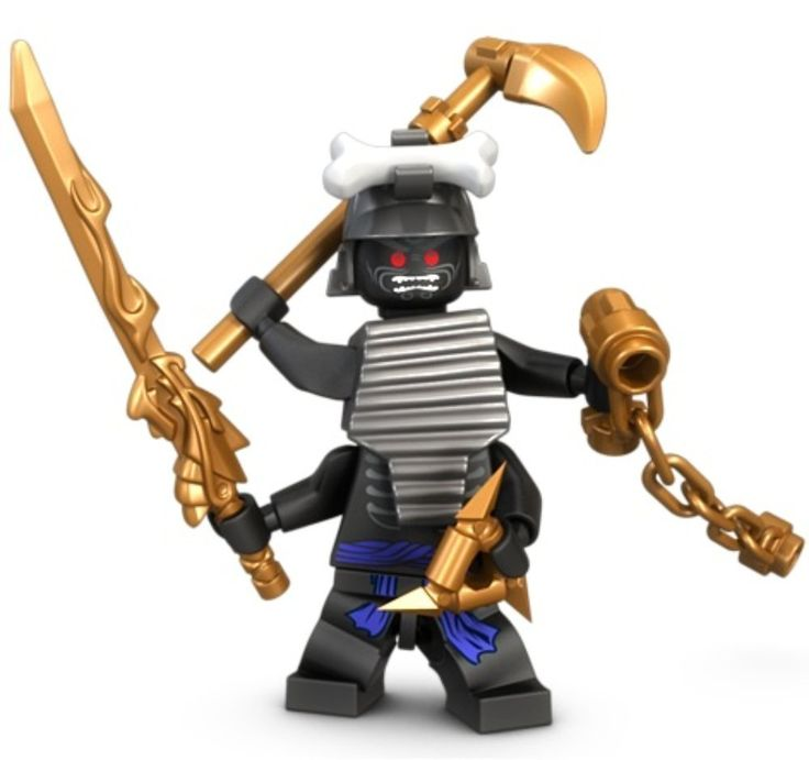 LEGO® Ninjago - Lord Garmadon Mini-figurine: Amazon.fr: Jeux et Jouets