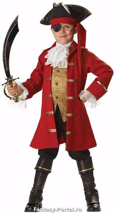 пиратские костюмы  | Костюмы для ролевых игр. Пираты ...