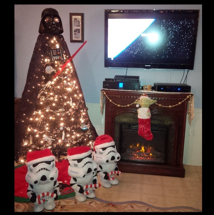 25+ Best Ideas About Star Wars Christmas Tree On Pinterest