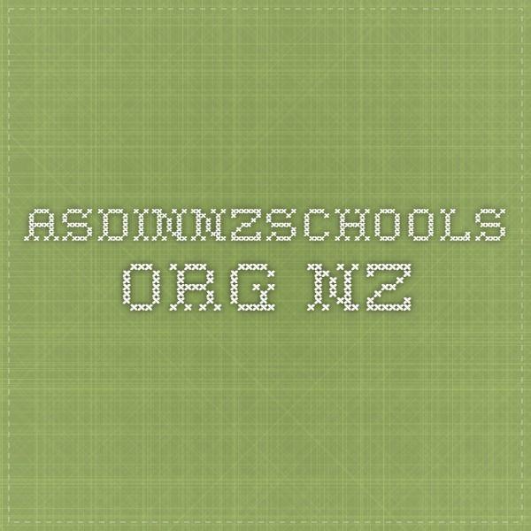 asdinnzschools.org.nz