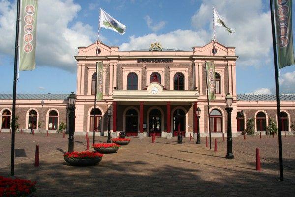 Nederlandse Spoorwegmuseum Utrecht | Crossmex #thepowerofmusic
