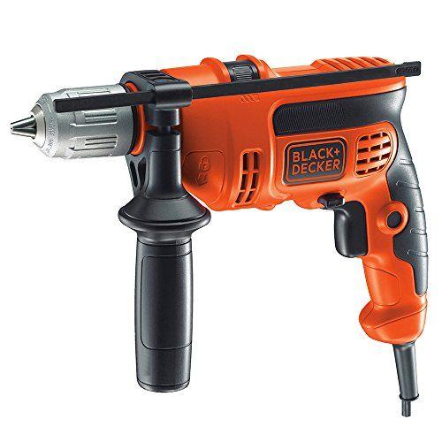 Black & Decker Hammer Drill in Kitbox 600W Variable Speed Ref KR604CRESK-GB #Black #Decker #Hammer #Drill #Kitbox #Variable #Speed #KRCRESK