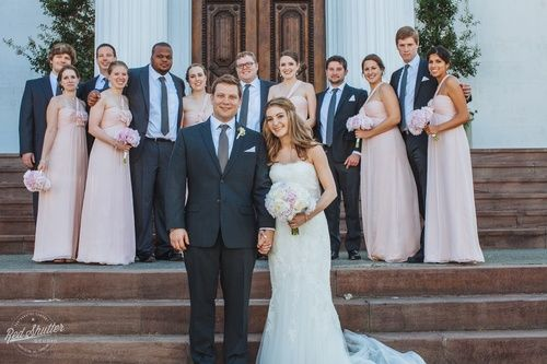 Wedding: Sarah and Mark - Trinity United Methodist Church/Charleston Place, Charleston, SC [Slideshow]