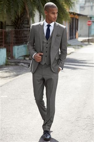 14 best images about Slim Fit Wedding Suits on Pinterest | Pink ...
