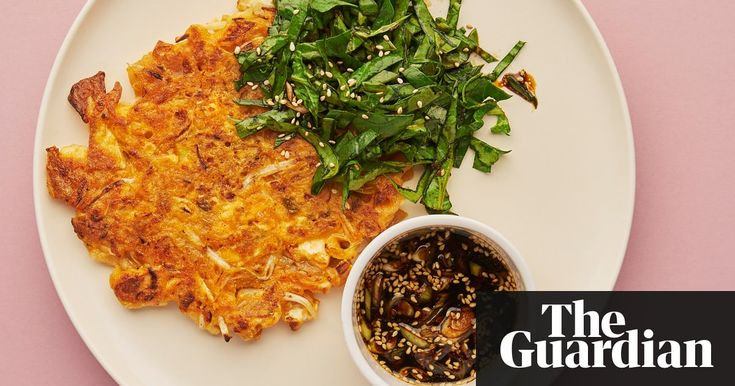 Meera Sodha's recipe for vegan kimchi pancakes   Life and style   The Guardian