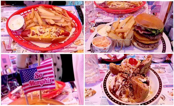 #picoftheweek : #MemphisCoffee food by Thomas #burger #hotdog #icecream