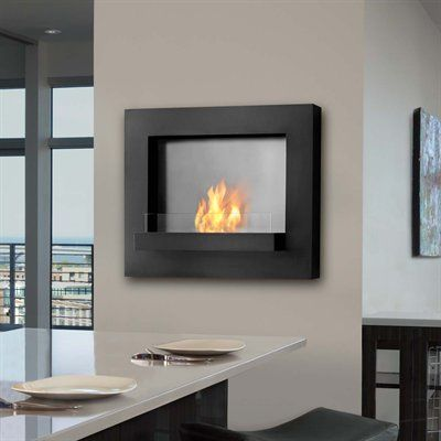 40 best images about ventless fireplace on pinterest for Ventless fireplace modern