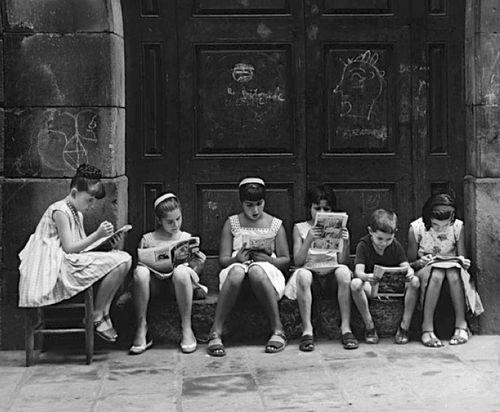 Imagen:Eugeni Forcano. Barcelona 1962