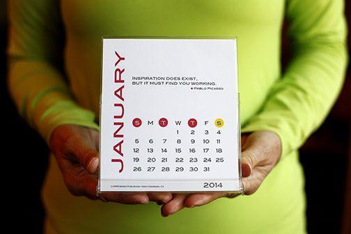 desk calendar design - Recherche Google