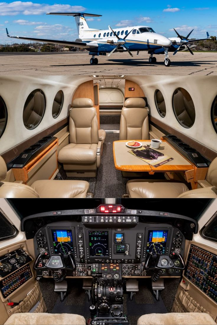 2007 King Air 350 for Sale in 2020 Private aircraft
