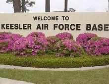 Keesler Air Force Base  I work at MTF on Keesler