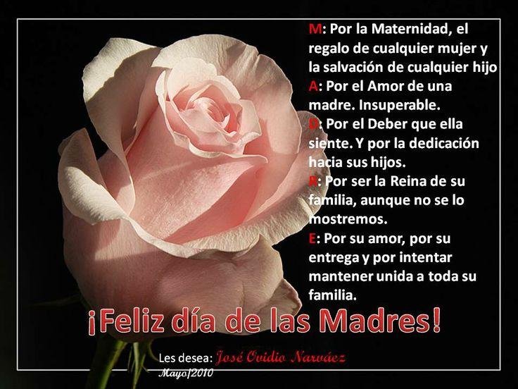felicitaciones a las madres en su día | feliz dia a todas las madres en ese dia especial para todas las madres ...