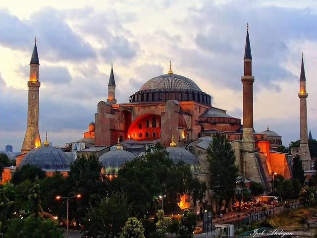 Beautiful Istanbul.