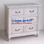 Nakas Minimalis Putih | Furniture Jepara | Jepara Furniture | Furniture Ukir | Furniture Minimalis | Furniture Jati | Toko Furniture