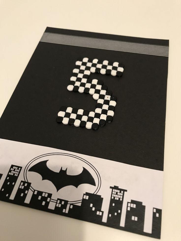 batman geburtstageinladung | mottoparty
