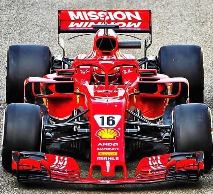 Scuderia Ferrari Driver No 16 Charles Leclerc Auto