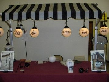 "the write litea""¢ personalized patio or rv awning light camping"