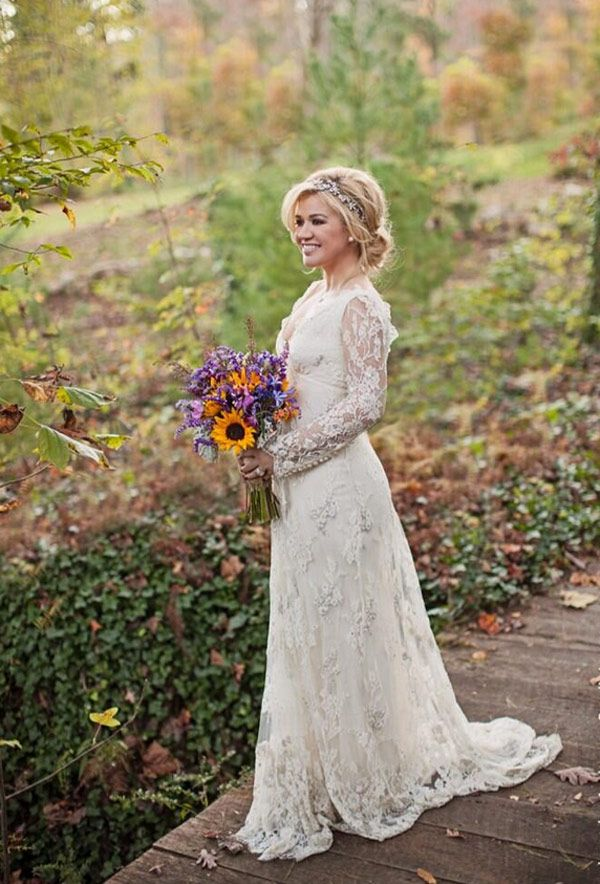 Kelly Clarkson Wedding Pin by Madison McElroy...