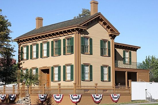 Abraham Lincoln House in Springfield | 1253801715-abraham-lincoln-s-home-in-springfield.jpg