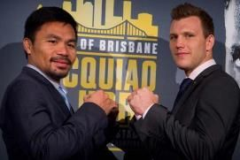 Manny Pacquiao intensifies last week preparations for Horn bout