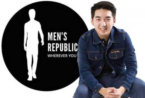 Never too young to become a billionaire merupakan prinsip hidup yang dimiliki oleh Yasa Singgih, seorang Pendiri Men's Republic. Hal ini terbukti dari usia yang sangat muda ia sudah menjadi miliarder dan mampu menancapkan kariernya di dunia bisnis.