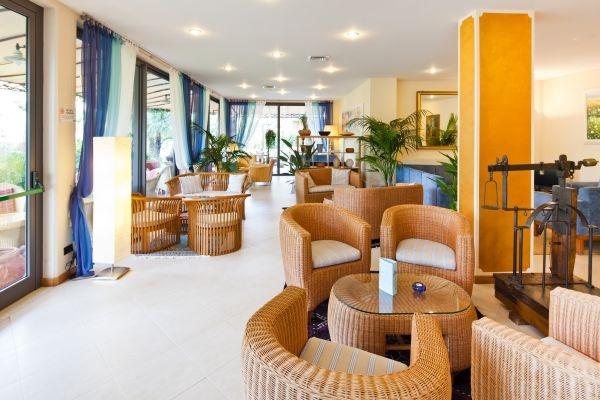 Reception Hotel Andreaneri