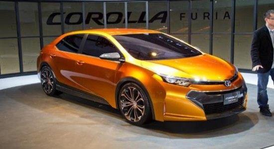 2018 Toyota Corolla Release