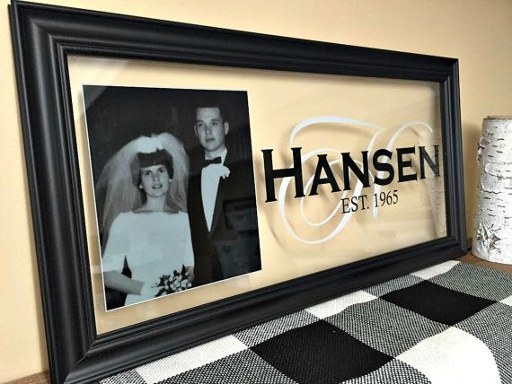Gift Ideas For 50th Wedding Anniversary For Parents: Best 25+ Anniversary Gifts For Parents Ideas On Pinterest