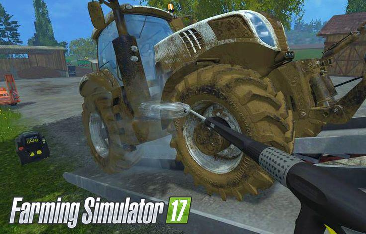 Poradnik do Gry Farming Simulator 2017 może wam ułatwić granie. Download I Torrent I Pobierz ►FB: http://tnij.org/facebook_farmingsimulator17