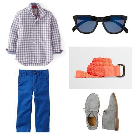 Boys Easter Outfit on CaliCrest.com