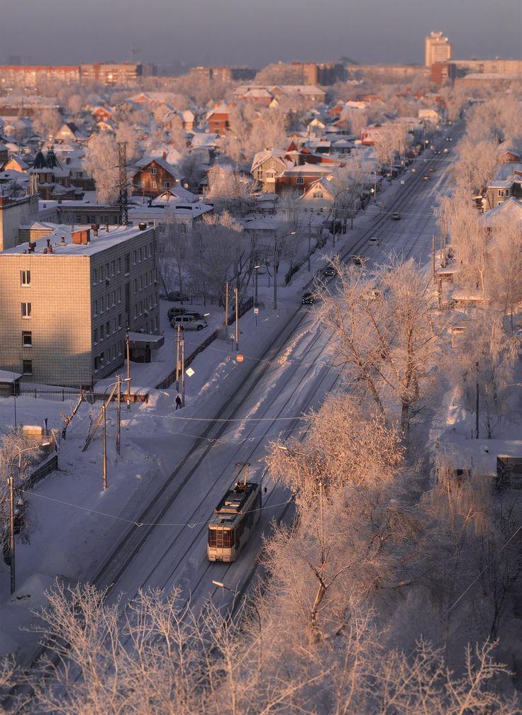 -30  Сибирские морозы - это не песня, это серьезно! Это сама суть Сибири!